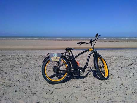Les Grandes Roues - Location de fat-bikes