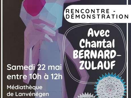 Rencontre - démonstration avec Chantal Bernard-Zulauf