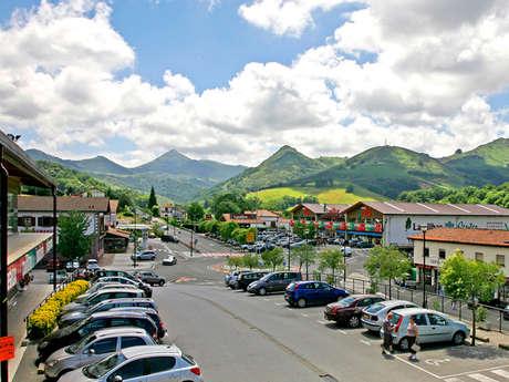 Excursion shopping à Dancharia