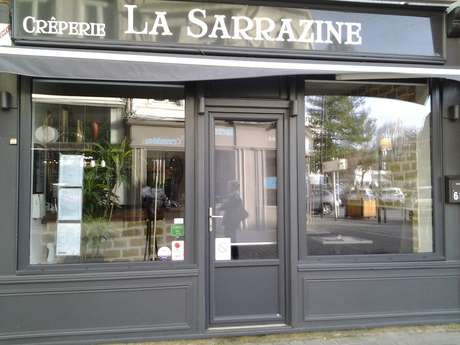 Crêperie La Sarrazine