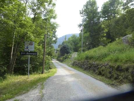 Itinéraire - D'Ax aux Bazerques