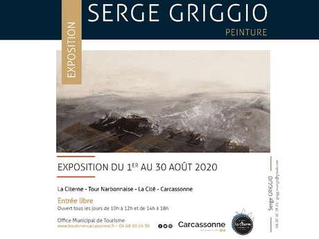 EXPO ''ESQUIF'' - SERGE GRIGGIO