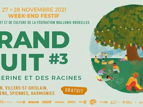 Le Grand Huit: Temps fort à Saint-Symphorien/Villers-St-Ghislain/Nouvelles/Harveng/Spiennes/Harmignies