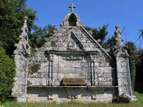 Chapelle Sainte-Christine - vestiges