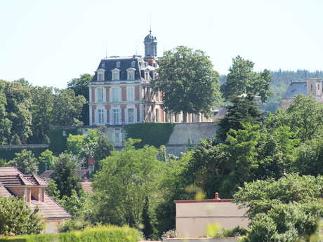 Hiking in Rully RU5 : Le Mont Palais