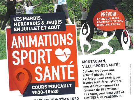 Health sport events