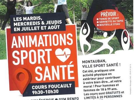 Eventos deportivos de salud