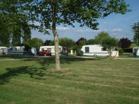 Camping la Fromentelle