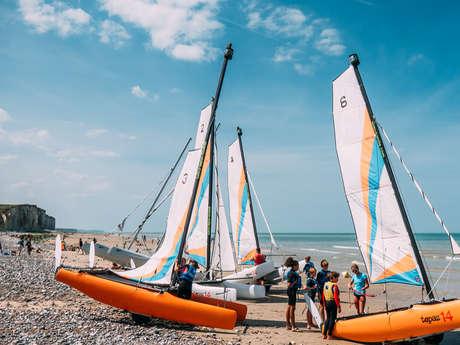 Quiberville Yachting Club - Ecole de Voile