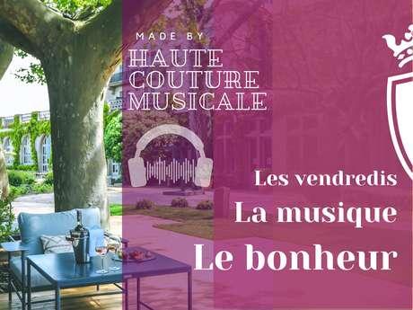 LES VENDREDIS HAUTE COUTURE MUSICALE A L HOTEL DE LA CITE -MGALLERY