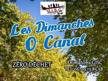LES DIMANCHES O'CANAL