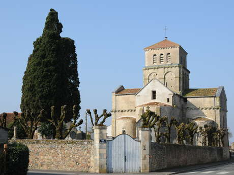 Église Saint-Paixent