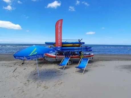 Location de Stand Up Paddle et Kayak