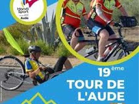 TOUR DE L'AUDE HANDISPORT