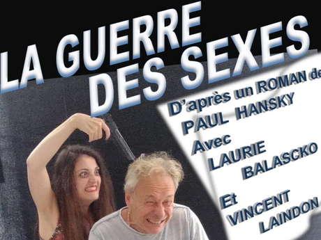 """""""LA GUERRE DES SEXES"""" -  CIE LES TÊTES PLATES"""