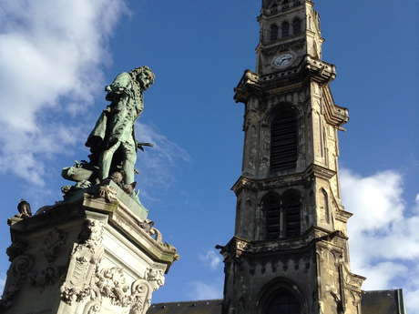"""""""Les statues d'Valinciennes"""""""