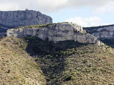 Le Tour de la Lare depuis Saint-Zacharie