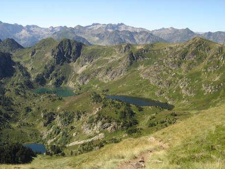 Pic du Tarbesou et Étangs de Rabassoles
