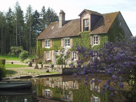 Gîte le Moulin de Crouy