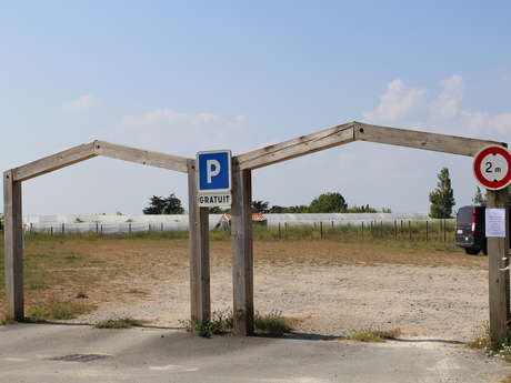 PARKING DES PALISSIATS