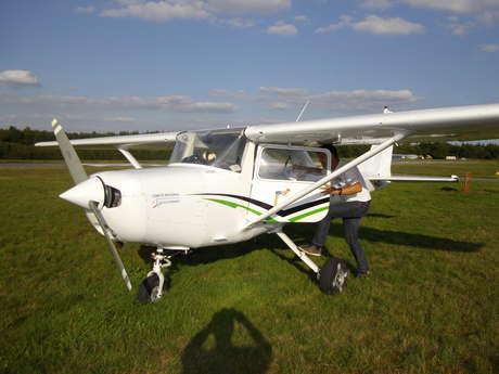 Vol découverte - Bagnoles Air Club