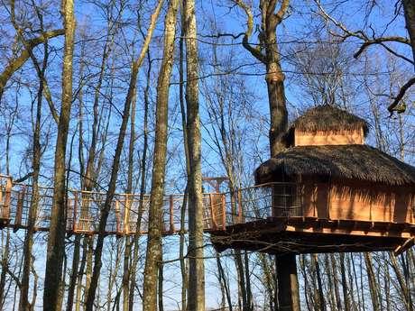 Les Cabanes au bois d'Orient