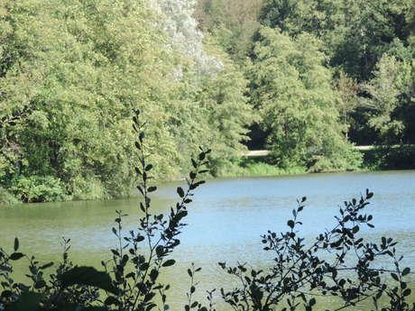 Balade autour du lac de la source