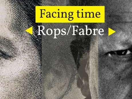 Bus on tour - Facing Time - Robs/Fabre - Namur
