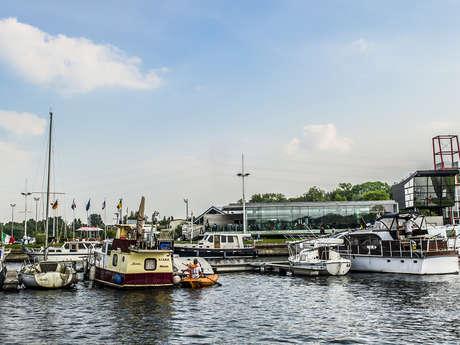 Boottochten op de waterwegen van Henegouwen