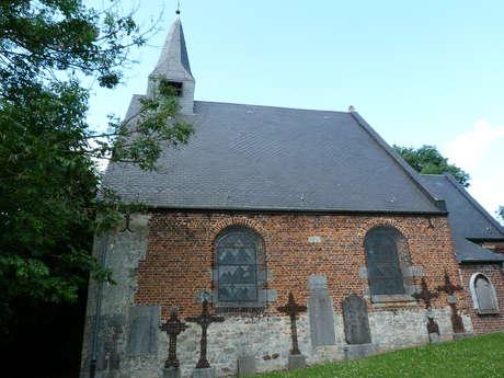 Chapelle Ste Marie Madeleine - SEBOURG