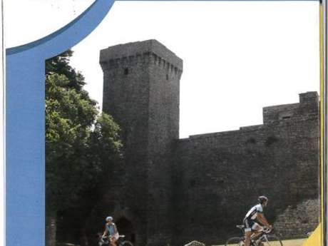 Cyclo n°12 : Pays Templiers et Hospitaliers - 124 km - 1 722 m+