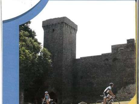 Cyclo n°12 : Pays Templiers et Hospitaliers - 124 km - 1 722 m+