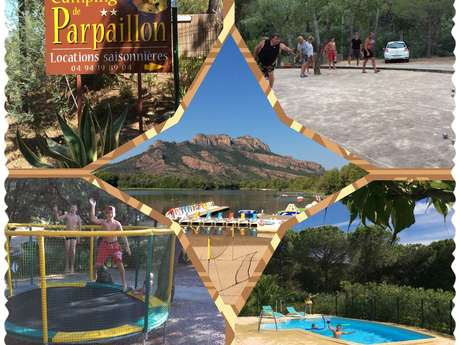 Camping Parpaillon