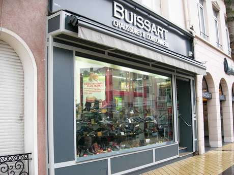 Chaussures Buissart Pasteur
