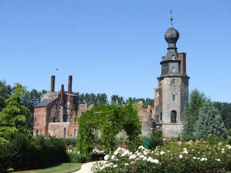 Havré Castle's Flower Gardens