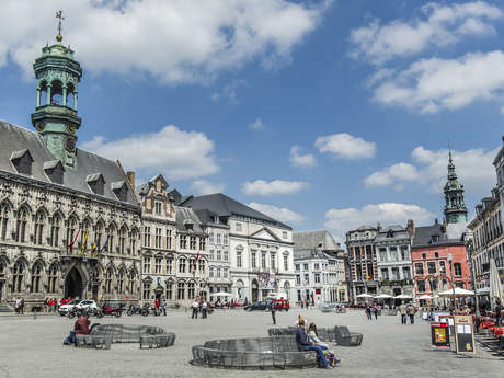 Mons, Historical Heart
