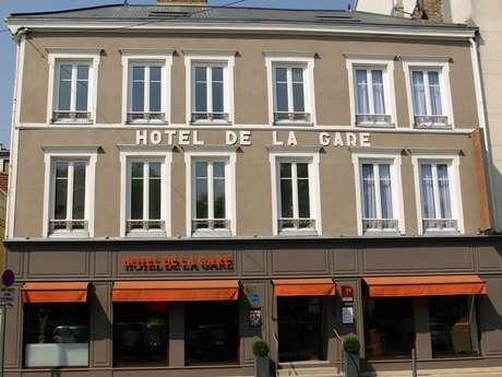 Hôtel de La Gare Troyes Centre