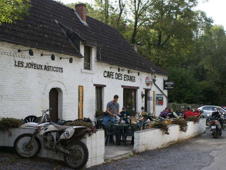 Le Café des Etangs