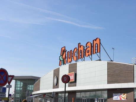 Centre commercial Auchan
