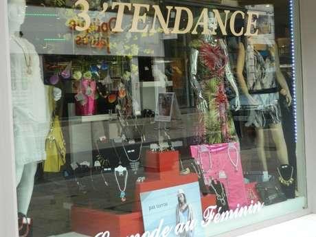 3'Tendance