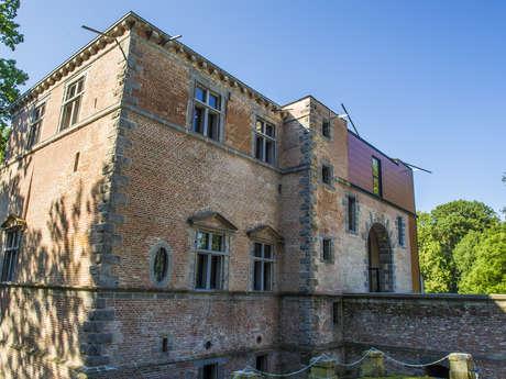 Kasteel en Kapel van de Heren van Boussu
