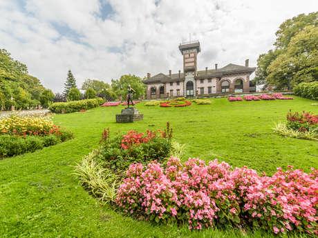 Het Park van de Waux-Hall