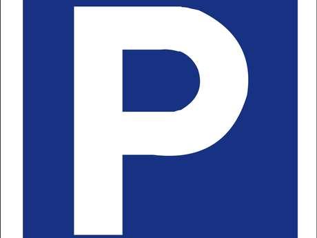 Parking Place du Parc