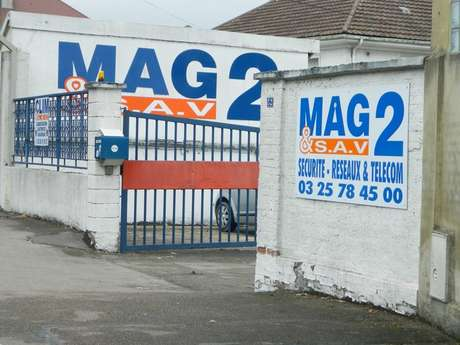 Mag2 & SAV