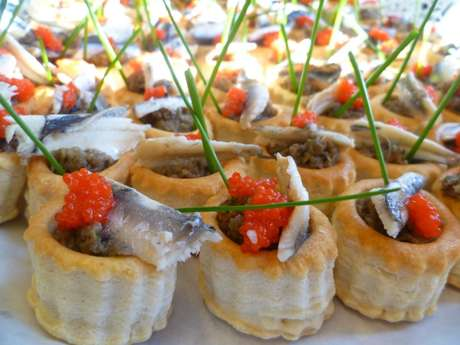 Catering Service - La Pampa