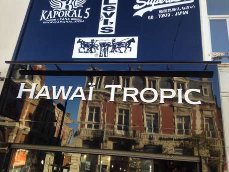 Hawaï Tropic