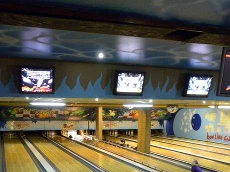 Bowlings et laser games