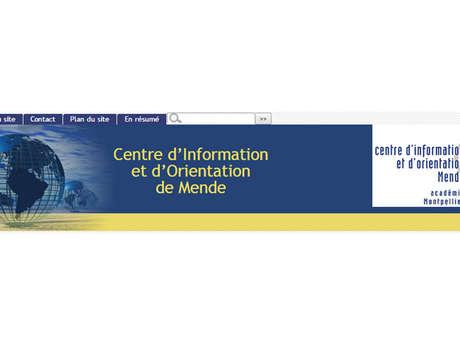 CENTRE INFORMATION ET ORIENTATION
