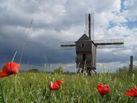 Moulin à vent de Dosches