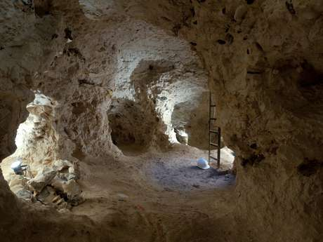 The Neolithic Mines of Spiennes // Temporarily closed
